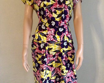 Dress 36/38/40/42/44/46 certified WAX cotton
