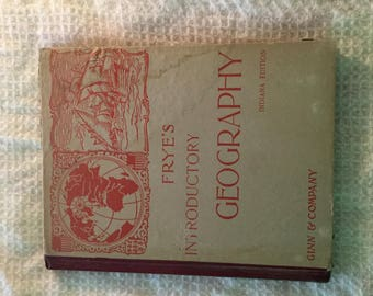 Fryes Introductory Geography 1899