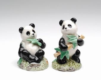 Panda Salt and Pepper Shaker Set (53047)