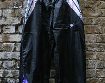 Nike Tracksuit Buttons Print XL