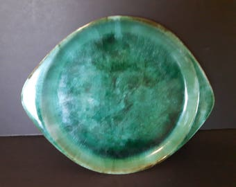 Blue Mountain Pottery Plate,