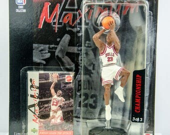 NBA Collection Air Maximum Michael Jordan Action Figure - Championship