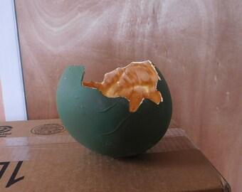 Dragon Egg Candle Holder - Forest