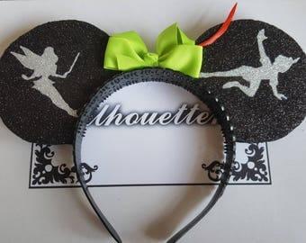 Disney Peter Pan Inspired Souvenir Ears