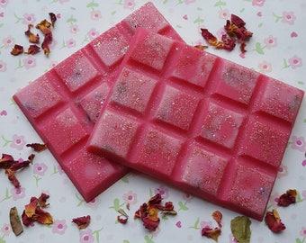 Rose Petal Jam Wax Melt Bar (L*SH Rose Jam Dupe