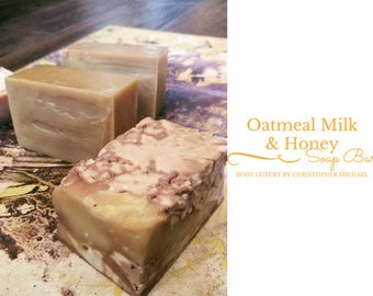 Oatmeal Milk & Honey Bar