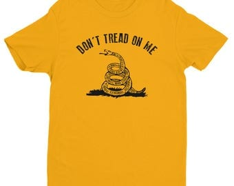 Don't Tread on Me Either!