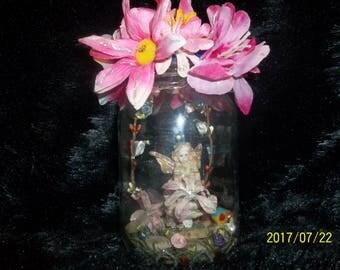 Fariy in a jar