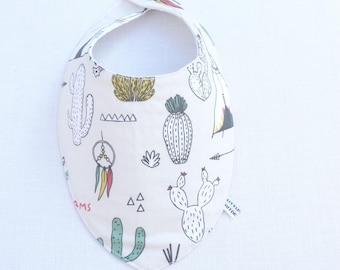 """bavoir foulard original 0/24 mois """"un oiseau sur une branche""""Original"""