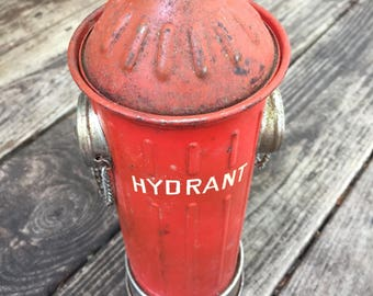 Musical Fire Hydrant Decanter