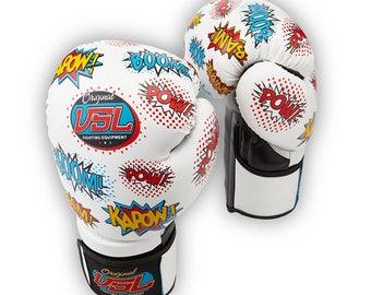 VSL Fighting Superhero Edition Adult Boxing Gloves