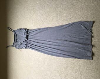 Mossimo floor length dress