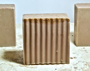 Milk & Oats- Natural Oatmeal Soap, Oatmeal soap, Artisanal soap, Acne soap, Anti-aging soap, Goat milk soap and all natural soap