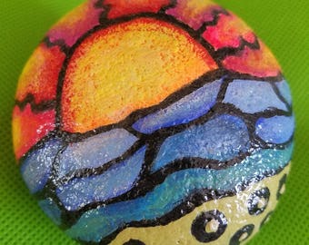 Sunset Beach Rock