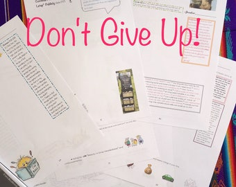 Don't Give Up! 2017 Regional Convention Notebook English