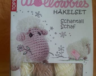 Crochet set taken