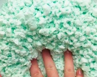 Chewed-Up Mint Bubblegum