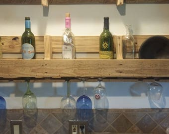 Pallette Wine Rack