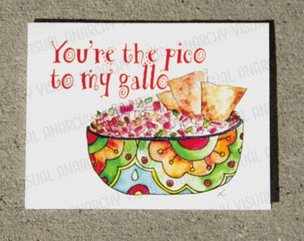 You're The Pico To My Gallo