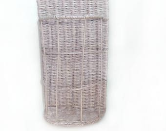 Packetize,  braided paper, paper. wicker decor, home coziness, help on the farm, gift for mom, netting,  non-toxic materials