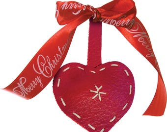 Christmas Gift Christmas Heart Decoration Christmas Heart Decoration