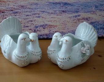 Pigeon Sugar bowl,animal sugar bowl