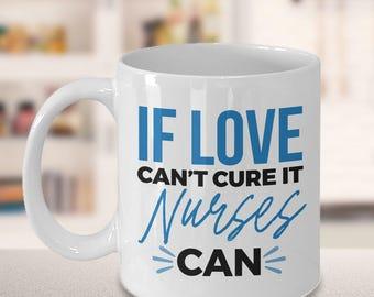 nursing student, nursing school, nursing graduation, school nurse, nursing appreciation, message mug, gift for her, Christmas gift,