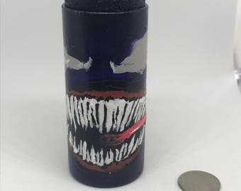Marvel Venom Inspired Bottle