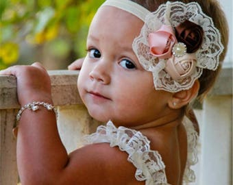 Elastic Headbands for baby girl