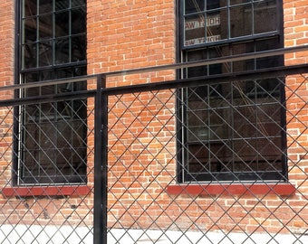 Stock Photo: Vintage Brick Building