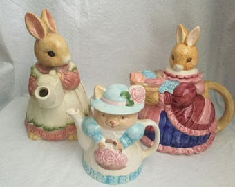 Cream  pitchers