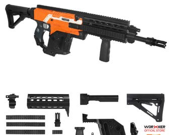 Worker MOD F10555 H&K G56 Imitation Kit 3D Printing Combo for Nerf STRYFE N510