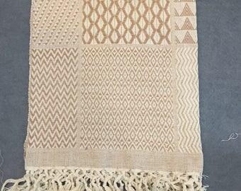Handloom Cotton Bedcover