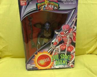 1994 Guitardo Power Rangers