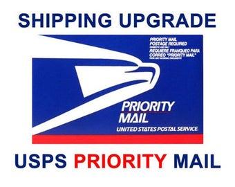 usps upgrade overnight fast shipping