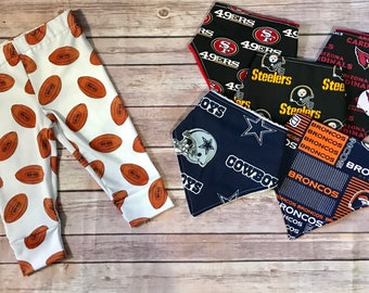 Football baby set (sold separately)