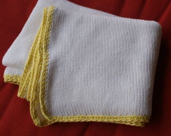 Cotton blanket / baby blanket