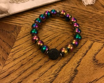 Essential Oil Diffuser Natural Stone Bracelet