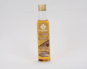Food argan oil organic 250ml.