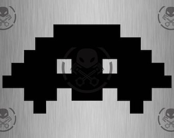 Space Invaders - Catostylus Decals
