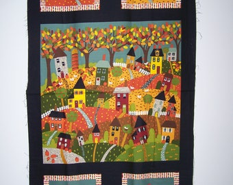 Good Seasons-Fall With Coordinating Fabric