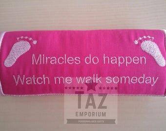 Miracles Bar Bumper.  Taz at Bar Bumpers/Taz Emporium