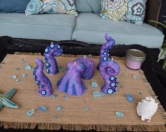 Mr. Purple Octopus