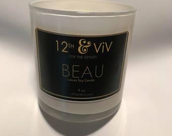Beau Soy Candle