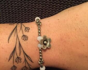 Spring blossom bracelet