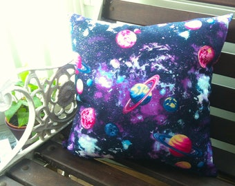 The Universe Is Vast And You Are Insignificant (A cushion to accentuate your nightmares & dreamscapes).