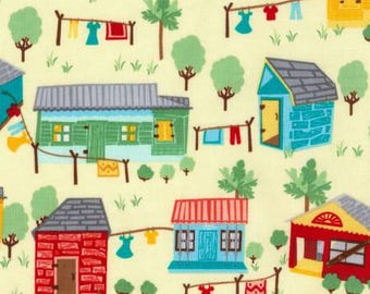 Butter Houses, Dominicana by Timeless Treasures 170029