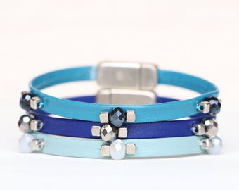 Shades of Blue Dainty Collection