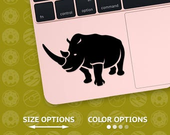 rhino, rhino decal, rhino sticker, rhino vinyl, rhino vinyl decal, rhinoceros, rhinoceros decal, rhinoceros sticker, rhinoceros vinyl