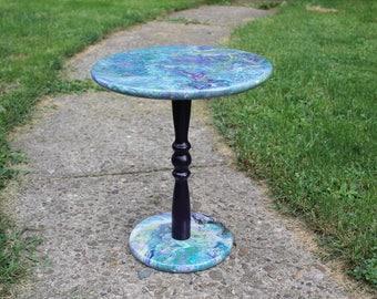 "Accent piece  ""Little Garden"" table."